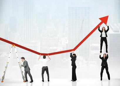 Hausse des taux immo : doucement…mais sûrement
