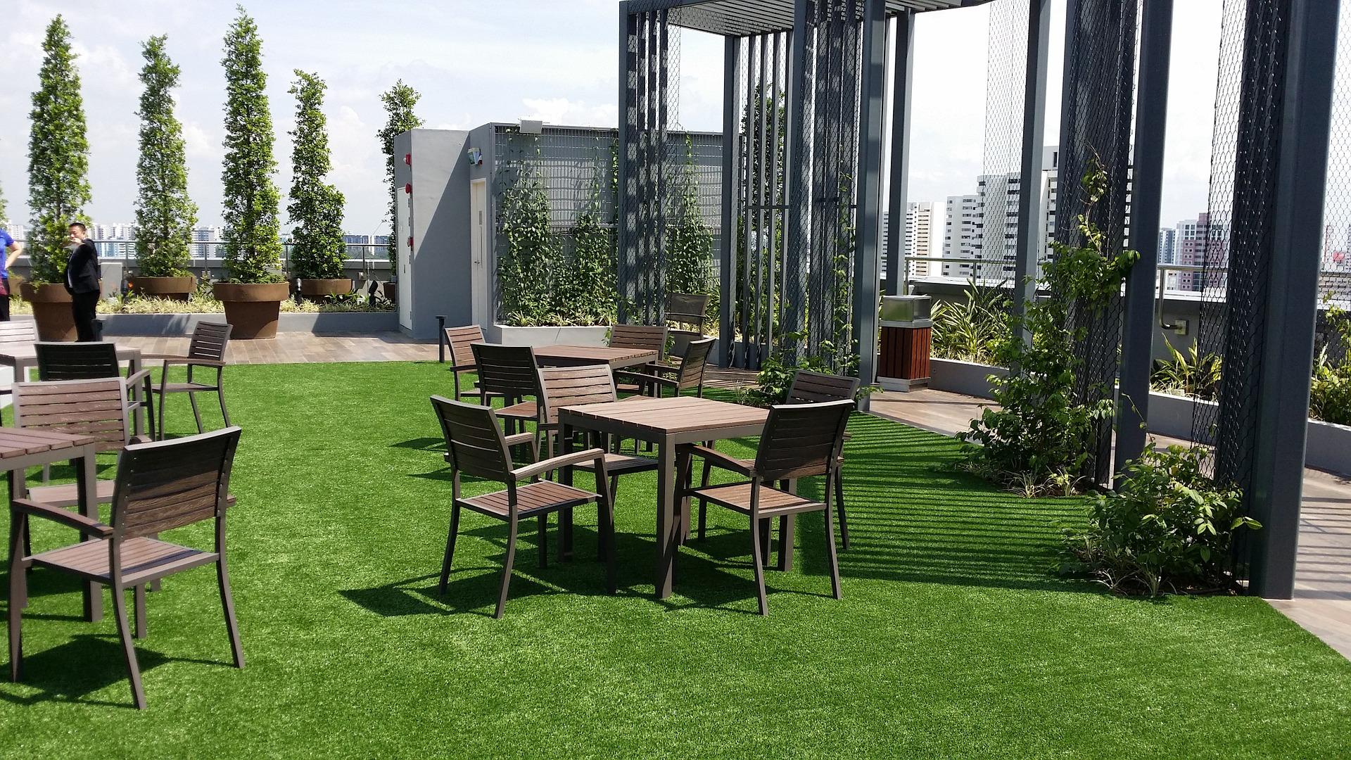 Le toit terrasse une plus value immobili re v immo for Toit terrasse immobilier