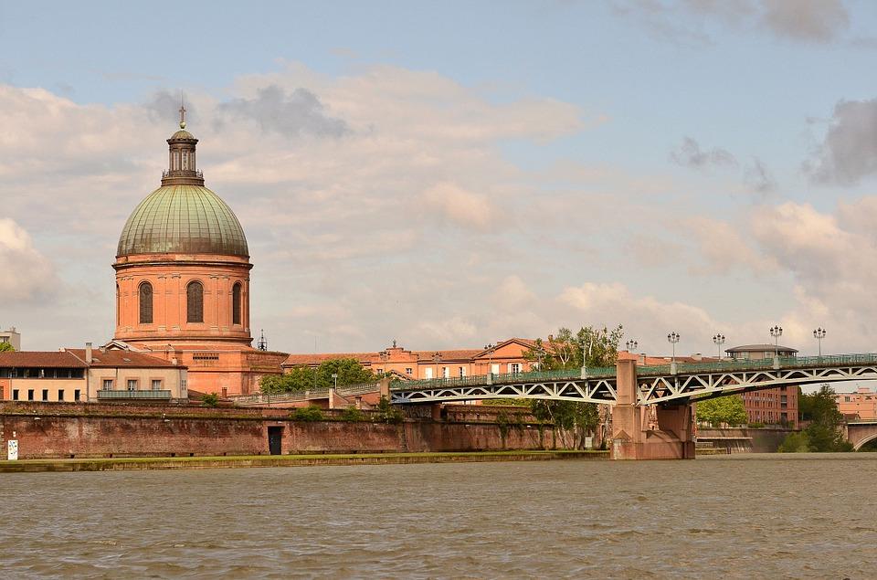 Découvrir les quartiers de Toulouse (1/6) – Saint-Cyprien et Saint-Michel