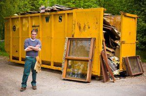 Gravats de chantier : quelles sont les solutions pour les évacuer ?