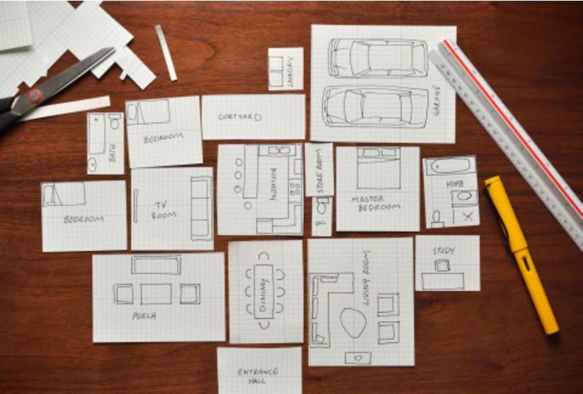 plans dune future maison