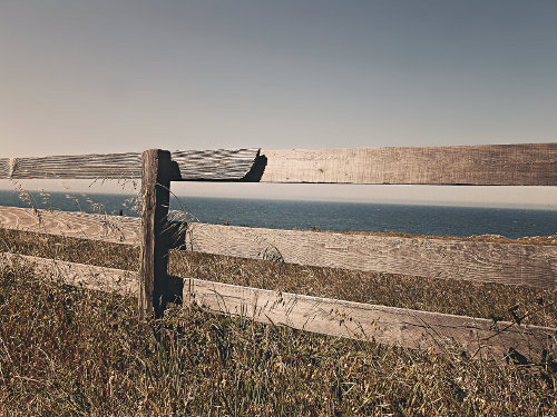barrière bord de mer