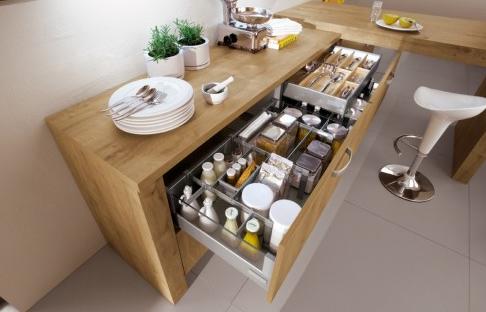 Petite cuisine : quelques astuces pour tout ranger