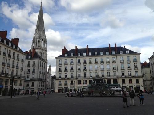 Acheter son bien immobilier à Nantes